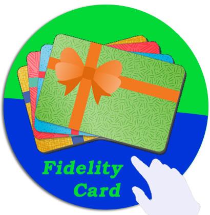 Icona del modulo Fidelizzzione Clienti per raccolta punti e sconti in percentuale e abbuono con lista regali